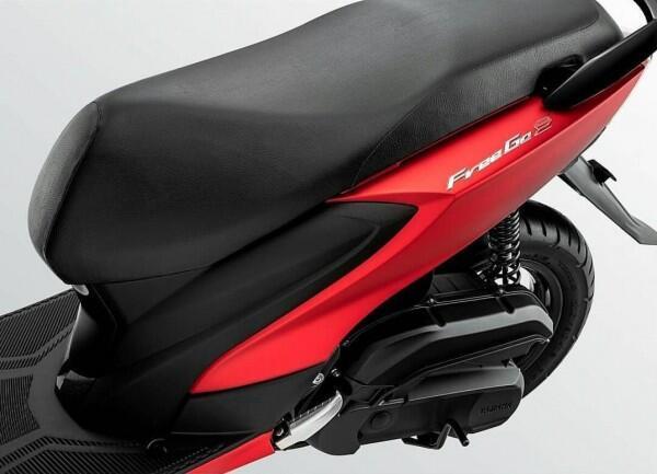 Sebelum Jadi Hak Milik, Kenali 11 Kelebihan Yamaha FreeGo Berikut Ini!