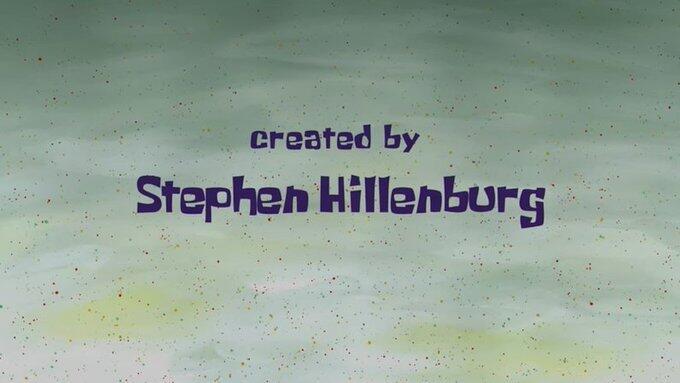 Stephen Hillenburg dan Duka Cita Bikini Bottom
