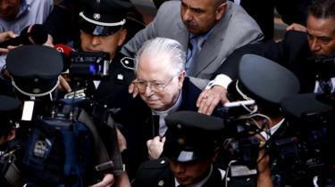 Skandal gereja Cile: 'Saya dilecehkan pastor selama berpuluh tahun'