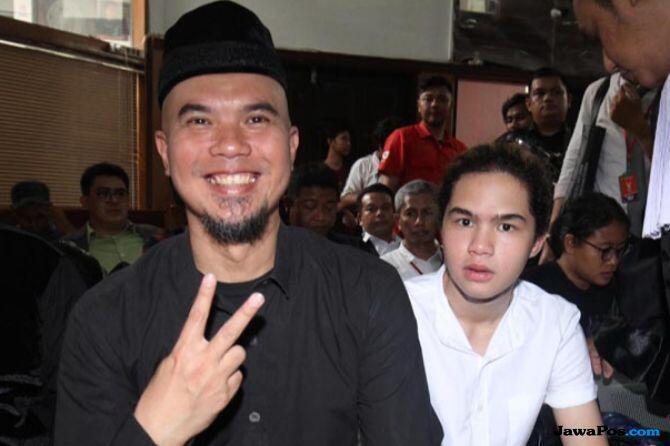 Kalau Prabowo Presiden, Ahmad Dhani Usul 2 Desember Jadi Hari Libur