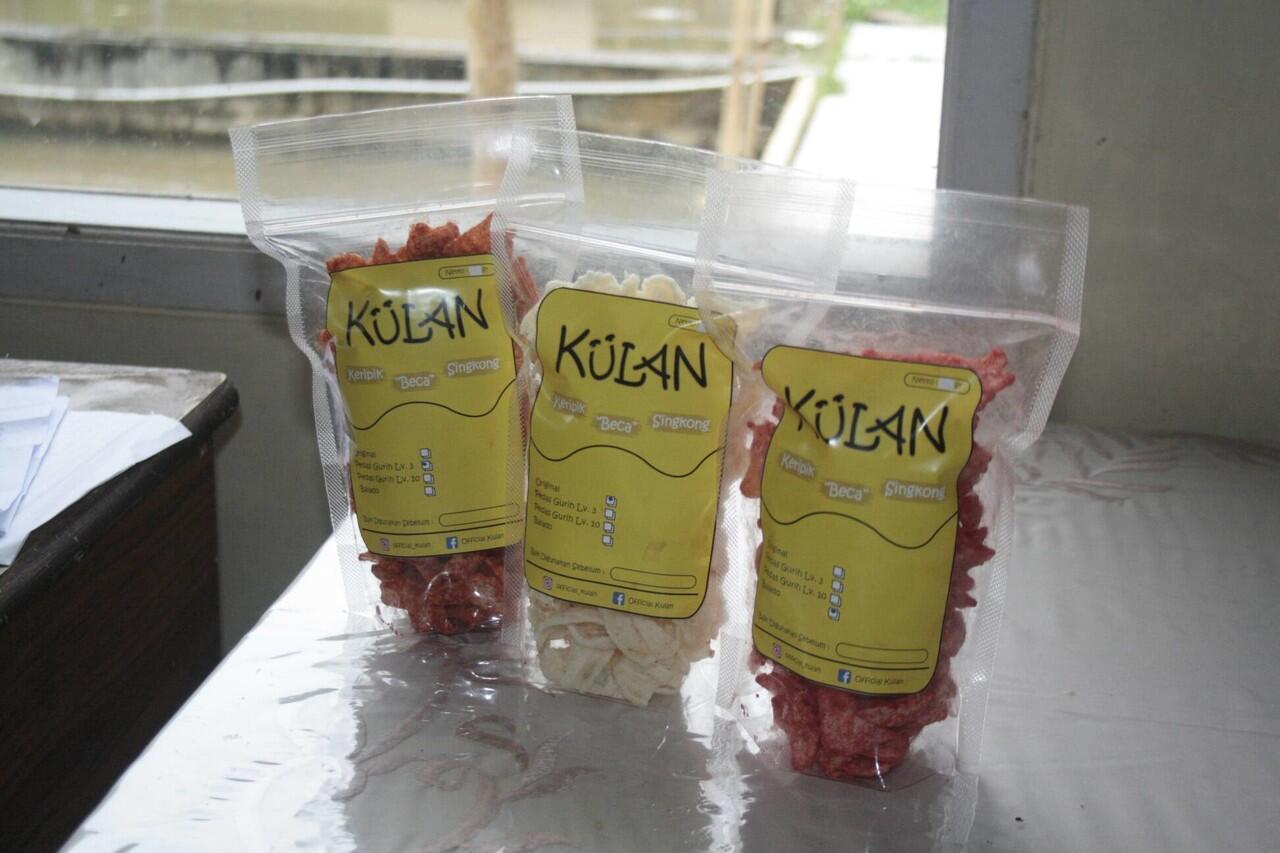 Dicari reseller untuk produk makanan ringan