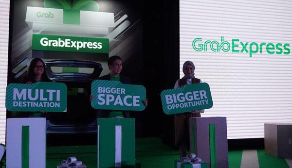 Kenalin Gan Layanan Terbaru dari Grab, Fitur GrabExpress Car & GrabExpress Nalangin
