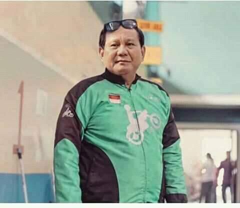 Prabowo Disumbang Ojol Rp 44.800, Fadli: Saya Terkesan dan Terharu