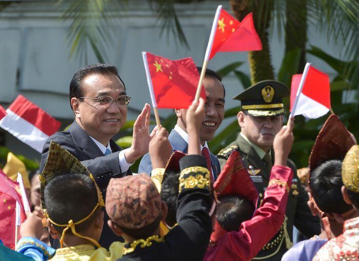 Indonesia semakin terbuka ke Tiongkok