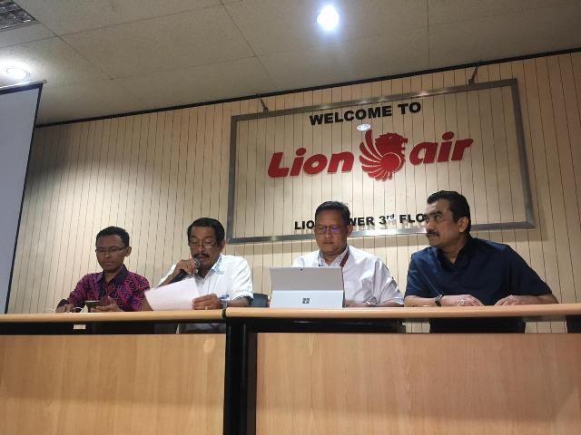 Lion Air Bantah Pesawatnya Tak Laik Terbang