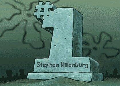 Stephen Hillenburg, Pencipta Spongebob Squarepants Meninggal Dunia