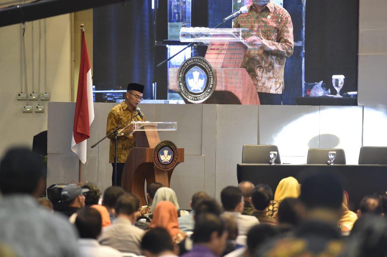Mendikbud Buka Pra-Kongres Kebudayaan Indonesia ke-3