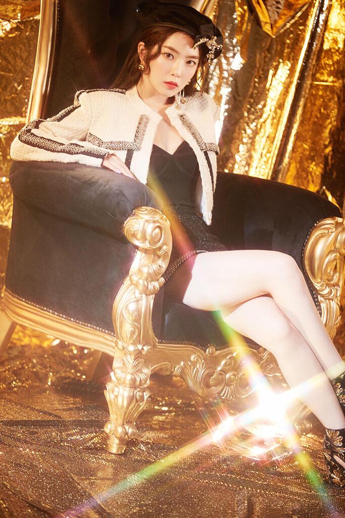 Foto-foto Red Velvet untuk Album 'RBB', Irene Cantik Banget Ya Allah~~!