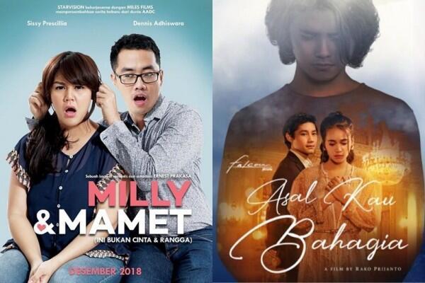 Komedi hingga Horor, Ini 5 Film Indonesia yang Tayang Desember 2018