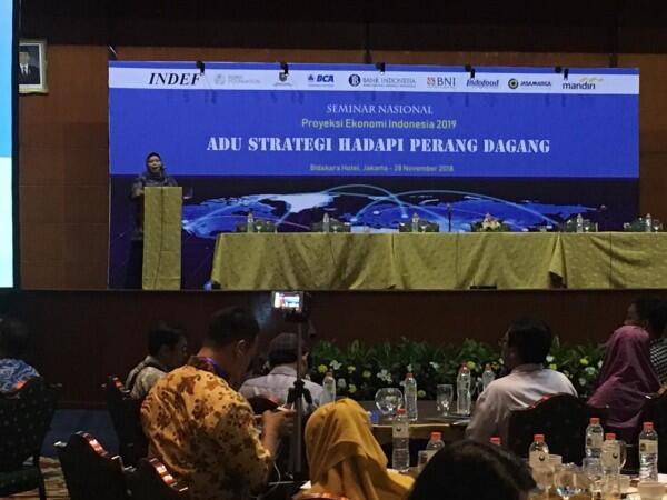 Perang Dagang Global, Darmin Nasution Siapkan Strategi bagi Indonesia