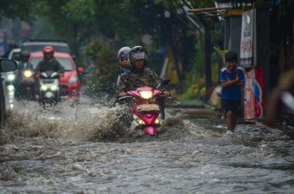Hoaks, Kabar Bendung Katulampa Jebol, Jakarta Terancam Banjir Bohong!