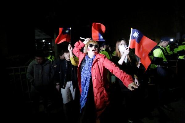 Partai Pemerintah Kalah Pemilu, Taiwan Masih Dibayangi Tiongkok
