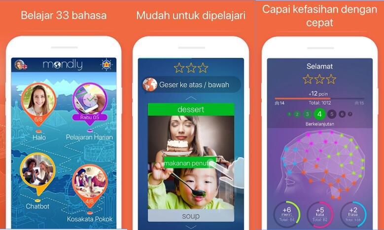 7 Aplikasi Ini Bantu Kamu yang Ingin Mahir Bahasa Inggris dengan Cepat