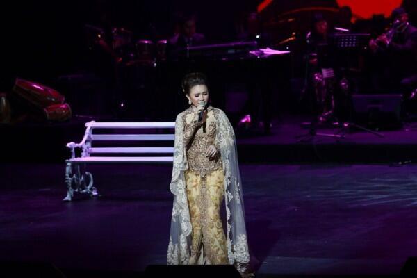 Salut! Rossa Harumkan Nama Bangsa Lewat Lagu Pesona Indonesia