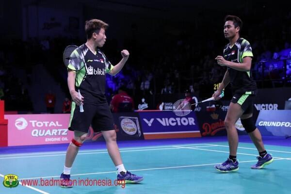 Indonesia Masters 2018 Jadi Panggung Terakhir Owi/Butet