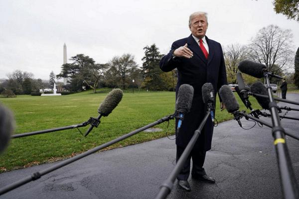 Donald Trump Nilai Perjanjian Brexit Menghambat Perdagangan AS-Inggris