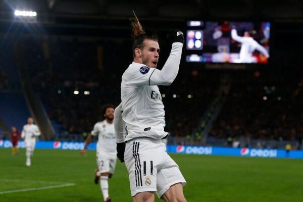 Taklukkan AS Roma 2-0, Real Madrid Rebut Tiket 16 Besar Liga Champions