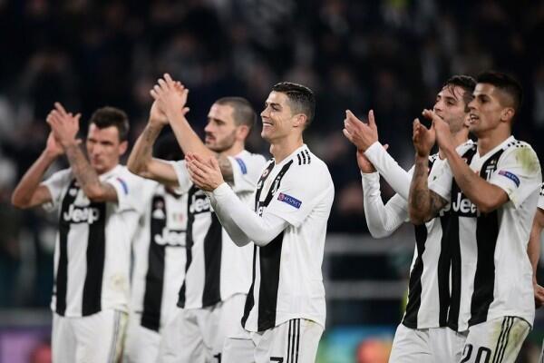 Kalahkan Valencia, Juventus Lolos ke Babak 16 Besar Liga Champions