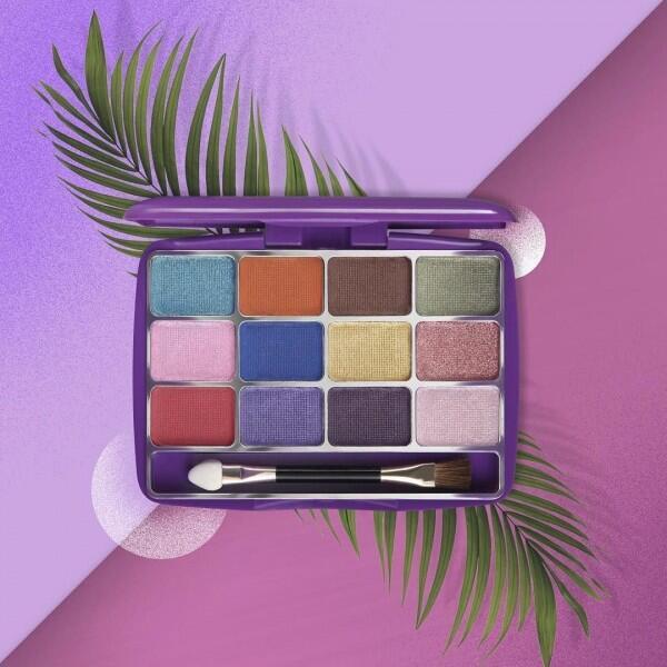 10 Eyeshadow Palette Kekinian yang Gak Lebih dari Rp200 Ribuan, Mau?