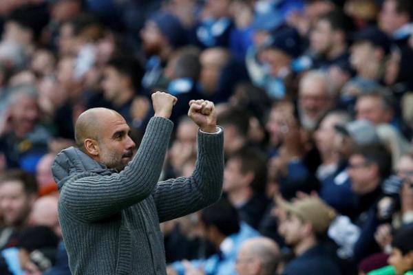 Manchester City Ditahan Imbang 2-2 oleh Lyon, Begini Reaksi Guardiola