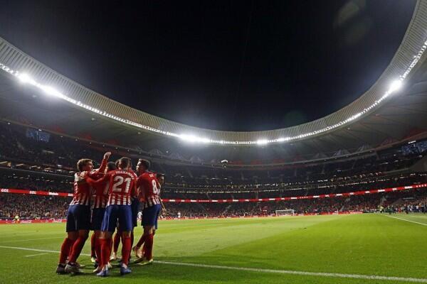Atletico Madrid vs AS Monaco: Tuan Rumah Kejar Status Juara Grup