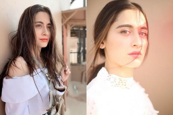 10 Potret Memesona Sanjeeda Shaikh, Pemeran Durga di Dendam & Cinta