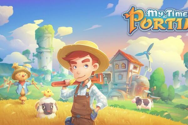 My Time At Portia, Game Simulasi Kehidupan yang Bikin Ketagihan