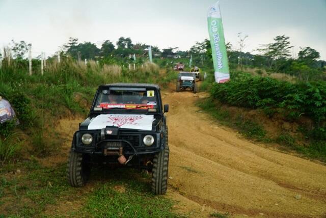 Gelar Fastron Weekend Drive Ke-4, Pertamina Lubricants Off Road di Sentul