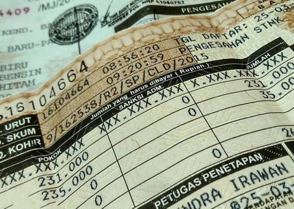 Hati-hati, Gak Bayar Denda Tilang STNK Bisa Diblokir Lho