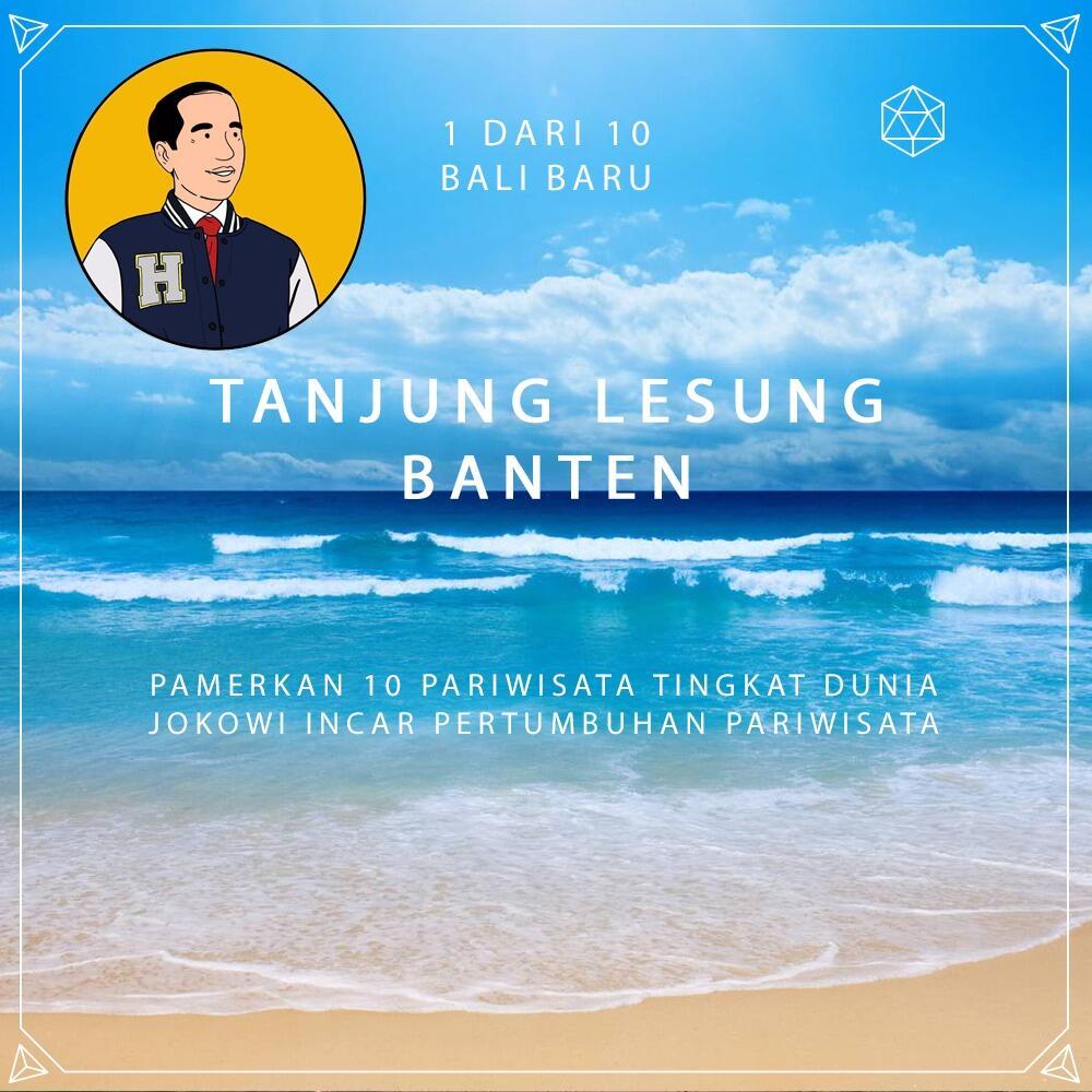 10 Bali Baru Bakal Jadi Kawasan Ekonomi Khusus