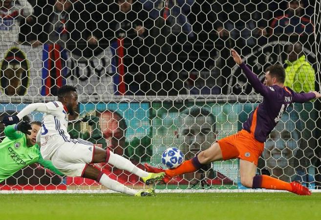 Hasil Liga Champions: Gol Aguero Selamatkan Man City dari Kekalahan