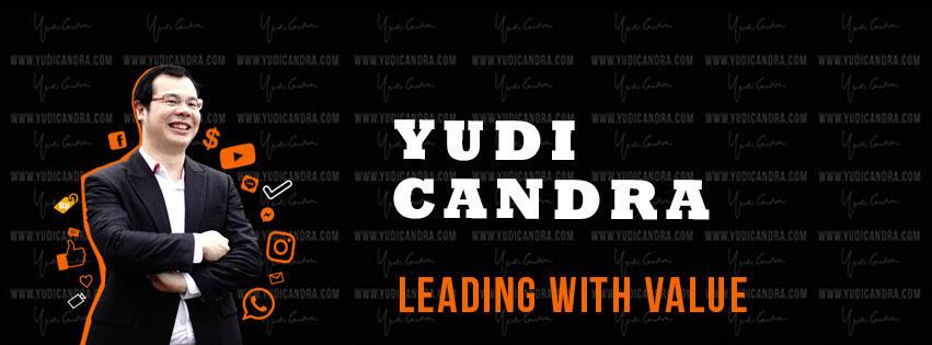 Hanya Dengan Memikirkan, Anda Bisa Sukses | Coach Yudi Candra | Leading With Value