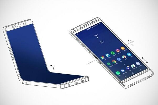 2019, Enam Vendor Ini Akan Rilis Smartphone Lipat