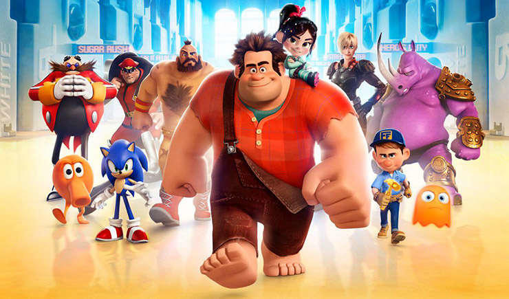 Petjah Di KASKUS Movie Night Out Disney's Ralph Break the Internet: Wreck It Ralp 2