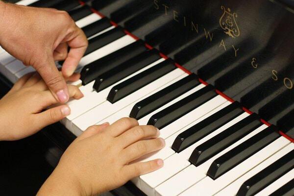 Guru les privat Piano / Keyboard / Organ
