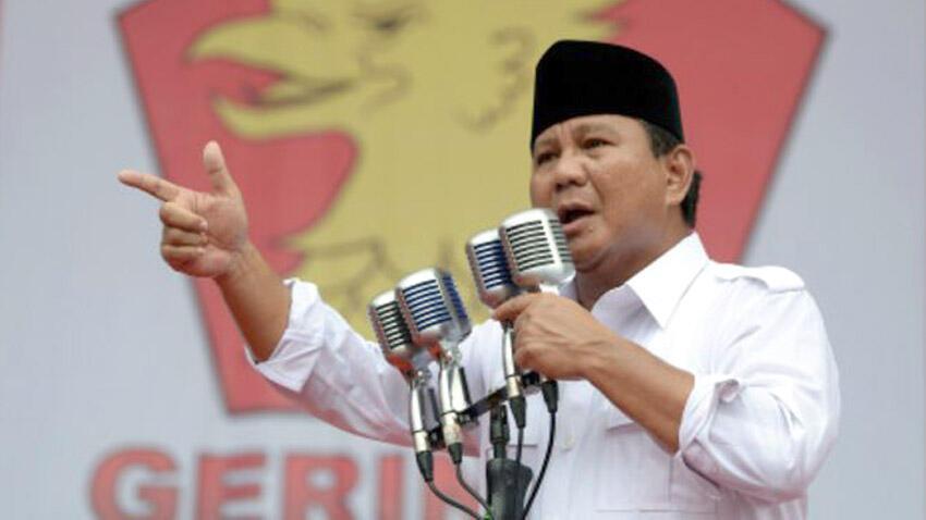 Larangan Kampanye di Kampus, Prabowo Batal Hadiri Muktamar Pemuda Muhammadiyah