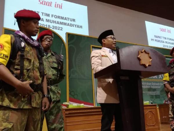 Sunanto Terpilih Jadi Ketua Umum Pemuda Muhammadiyah 2018-2022