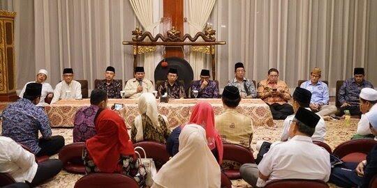 Kiai dan Ulama Keturunan Pendiri NU Deklarasi Dukung Prabowo dan Sandiaga