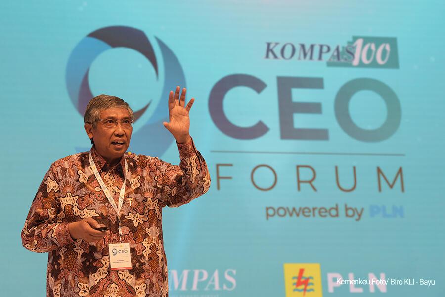 Wamenkeu: Ekonomi Inklusif dan Penguatan SDM Jadi Kunci Pembangunan