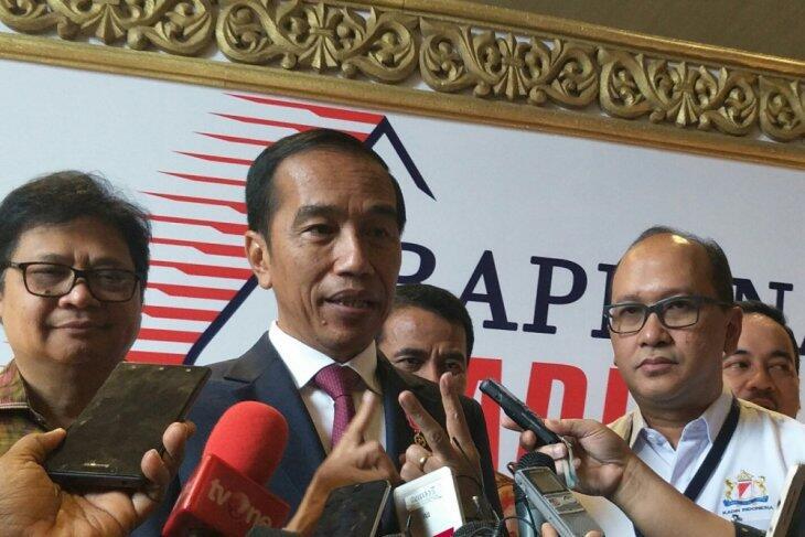 Presiden Jokowi Tegaskan Komitmen Mendukung UMKM