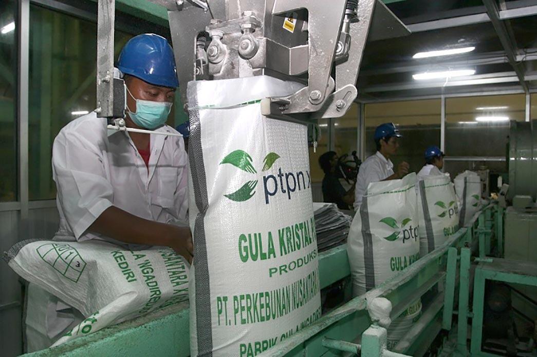 Genjot Produksi, Kementerian BUMN Dorong Percepatan Revitalisasi Pabrik Gula