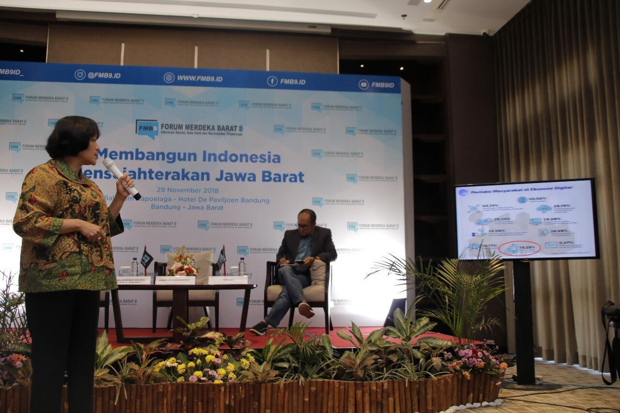 Ekonomi Digital Mengubah Dunia, Dirjen IKP: Indonesia Masuk Peringkat Lima