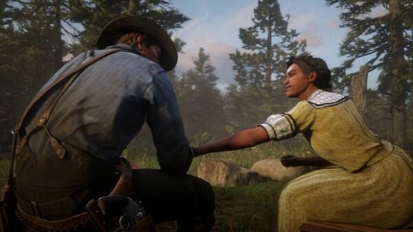 5 Karakter Paling Sadis pada Game Red Dead Redemption 2