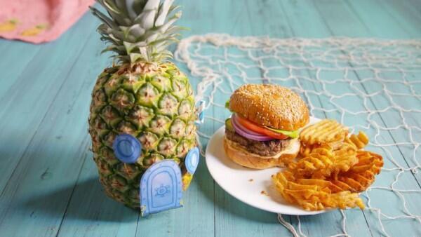 10 Makanan Unik di Serial SpongeBob SquarePants, Ada Aslinya Juga Lho!