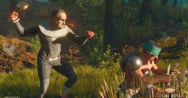 Unik Banget, 5 Game Battle Royale Ini Punya Tema yang Gak Biasa