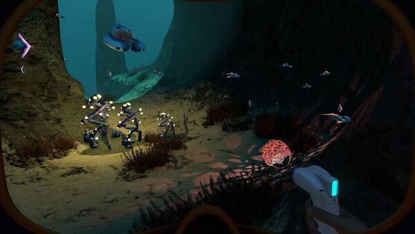 Subnautica, Game Seru Ajak Kamu Bertahan Hidup di Laut Planet Asing