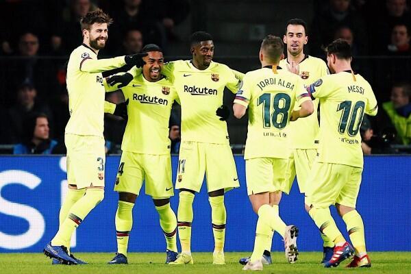 Cetak Gol Indah ke Gawang PSV, Lionel Messi Pecahkan Rekor C. Ronaldo