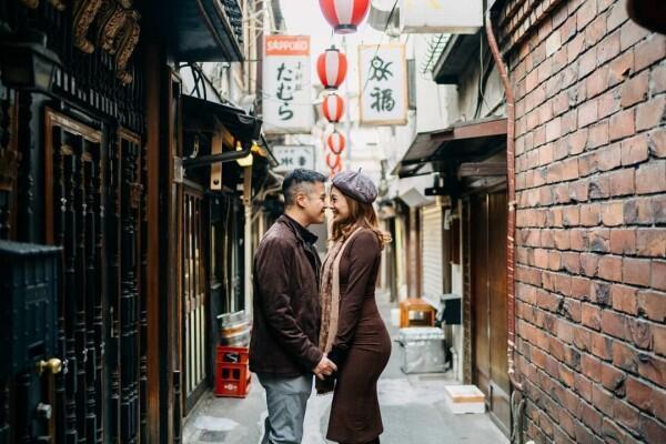 Hamil Anak ke-3, Manisnya 8 Potret Babymoon Maya Septha di Jepang Ini