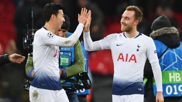 Tottenham Hotspur Bekuk Inter Milan 1-0, Persaingan Grup B Kian Ketat