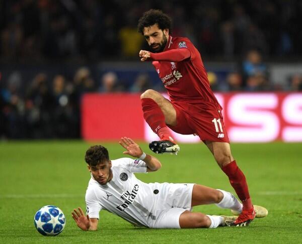 Liga Champions: Dibungkam PSG 1-2, Nasib Liverpool di Ujung Tanduk